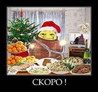 Новый год: Пережить праздник